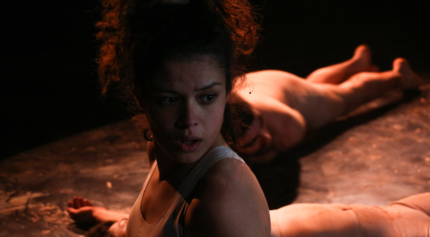 CLAY   Open rehearsals of the new creation of Teatro da Didascália