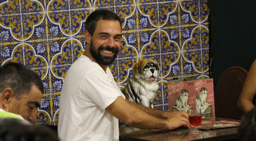 CONTO DE ENCONTRO #2 with Luís Carmelo